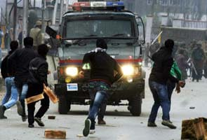 Muharram clashes in Srinagar, four injured