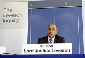 UK phone hacking scandal: Leveson report to be released today amid censorship fears
