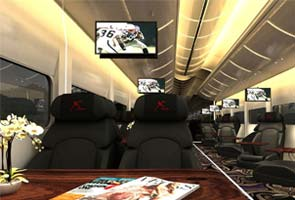 California-Vegas party train could hit tracks in 2013