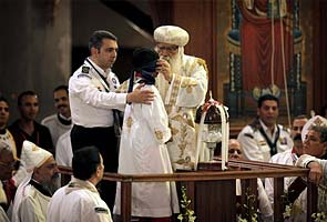 In Islamist-led Egypt, Coptic Christians name new pope