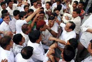 Gujarat assembly polls: Congress faces dissidence after first list for candidates