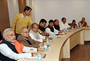 Gujarat assembly polls: BJP releases list of 84 candidates