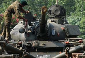 Re-arming the Indian Army's troops with lethal, modern weapons