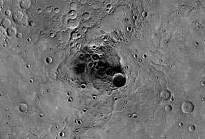 Closest planet to sun, Mercury, harbors ice: NASA