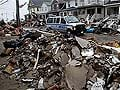 New storm bears down on Sandy-battered New York, New Jersey