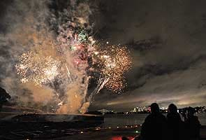 Pets sent off with a bang at Australia's firework funerals