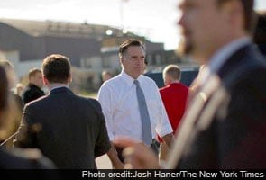 For Mitt Romney, all his career options are still open. Except one.