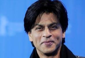 Shah Rukh Khan : Live life King Khan size
