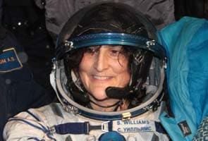 After four months in space, Sunita Williams is back on earth