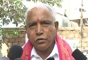 BS Yeddyurappa in tears as he exits the Bharatiya Janata Party