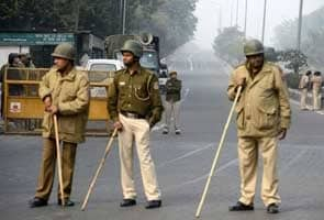 Roads to avoid in Delhi on New Year's Eve