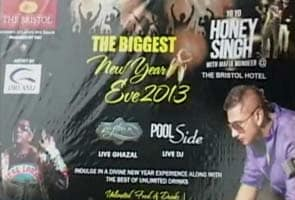 Rapper Honey Singh's New Year concert cancelled by hotel after online campaign