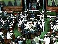 Lok Sabha adjourned twice after uproar over quota bill