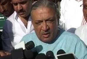 Gujarat elections: Senior leader Narhari Amin resigns from Congress