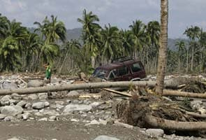 Death toll from Philippine typhoon climbs past 500