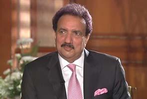 Never compared Babri Masjid demolition to Mumbai attacks: Rehman Malik to NDTV