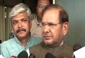 NDA yet to decide on prime ministerial candidate: Sharad Yadav