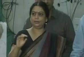 People of Gujarat can't see the truth: Shweta Bhatt