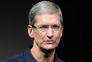 Apple CEO Tim Cook's pay package drops 99% from 2011