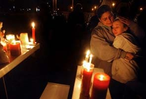 US school shooting: first, he killed his mother