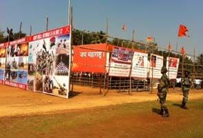Bal Thackeray's makeshift memorial removed from Shivaji Park