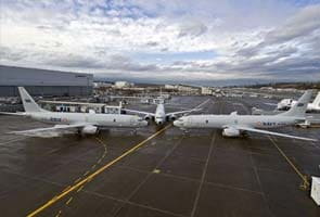 Boeing delivers new surveillance aircraft to Navy