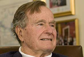 Family quiet on condition of George H W Bush