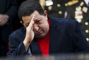 Hugo Chavez undergoing surgery in Cuba
