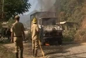 Journalist killed in police firing in Imphal; curfew clamped till 6 am today