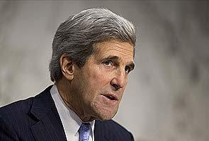Barack Obama nominating John Kerry for secretary of state