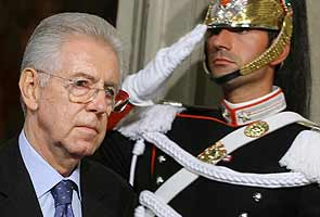 Italy Prime Minister Mario Monti resigns, elections likely in February