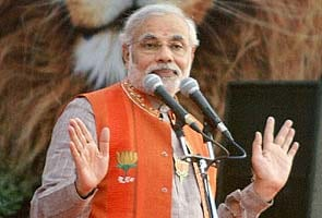Narendra Modi hits back at Ahmed Patel's 'sultan' remarks