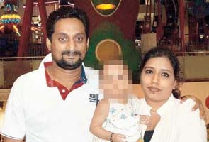 Mumbai couple struggle to save their daughter: here's how you can help