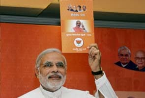 Narendra Modi not selected as prime ministerial candidate, BJP firmly clarifies