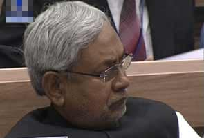 At chief ministers' meet, Nitish Kumar makes strong pitch for special category status to Bihar