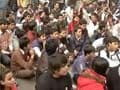 Blog: Delhi protester takes on President's son over 'dented and painted'
