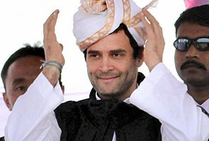 Rahul Gandhi to lead Congress in 2014 polls