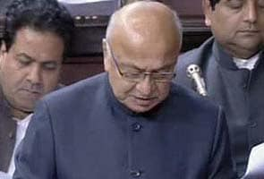 For Home Minister Sushil Kumar Shinde, 26/11 mastermind Hafiz Saeed is 'Mr' and 'Shri'