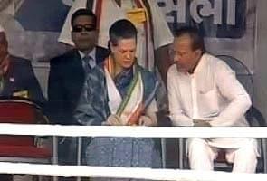 Sonia Gandhi campaigns in Gujarat: highlights