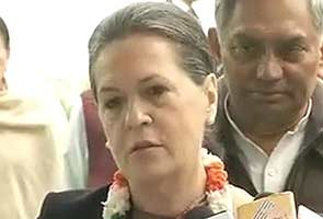 Sonia Gandhi ends silence on medical student's case, wants swift trial for 'barbarous' attack