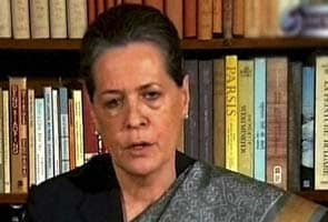 Mother Sonia Gandhi's statement is firm, Rahul's falls flat