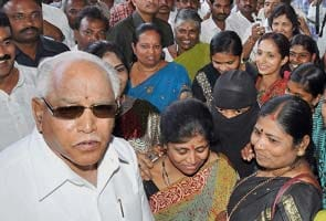 BJP to keenly watch Yeddyurappa's Sunday show