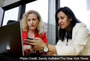 In job hunt, whom you know is often crucial