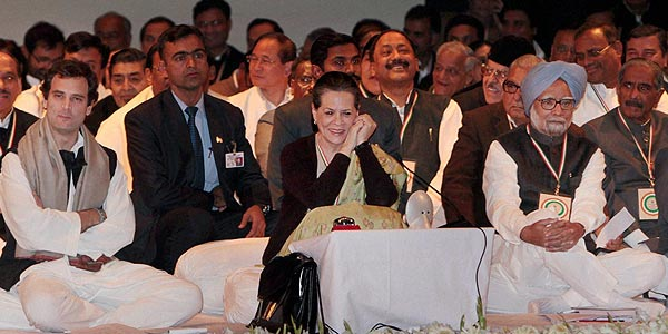 At Congress meet, all eyes on new vice-president Rahul Gandhi