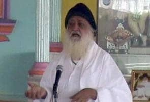 Trouble for Aasharam Bapu, govt agency says he is guilty of land grab