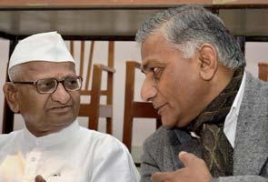 Anna Hazare not impressed with Sonia Gandhi's assurance on Lokpal Bill