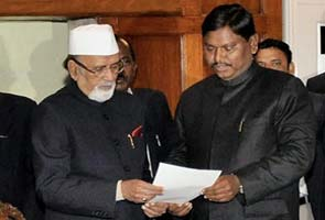 Arjun Munda resigns as Chief Minister; Jharkhand Govt set to fall