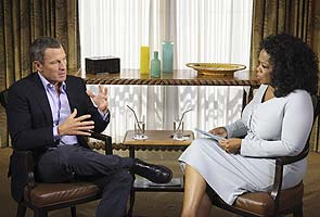 'People can decide' the truth: Lance Armstrong
