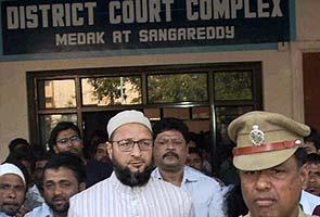 Asaduddin Owaisi, parliamentarian, sent to jail