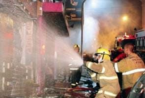 Funerals begin for 233 people killed in Brazil blaze